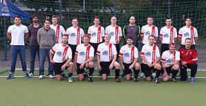 SC-Schlaff Berlin Foto Fußball 1. Mannschaft