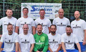 SC-Schlaff Berlin Foto Fußball Ü30 Mannschaft