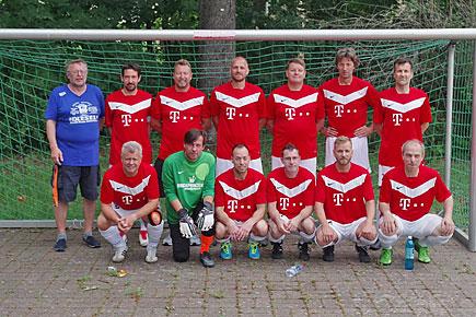 SC-Schlaff Berlin Fußball Mannschaft Ü38
